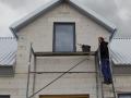 Fensterbänke abschrägen - hat einen ganzen Tag gedauert!