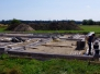 Grundmauern - grundläggning