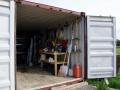 Update fuer den Container: Wir haben eine Werkbank!